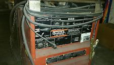 Lincoln arc welder -tig-250/250