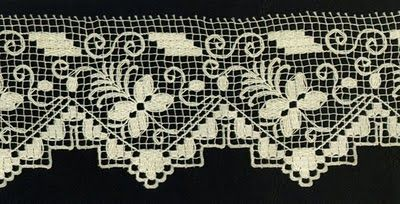 Sardinian Bosa Filet Lace    Very interesting blog