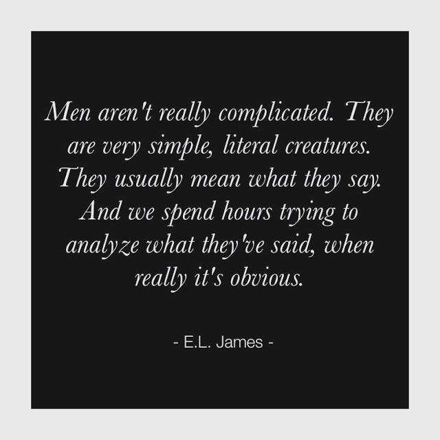 Are Men Really As Complicated?!