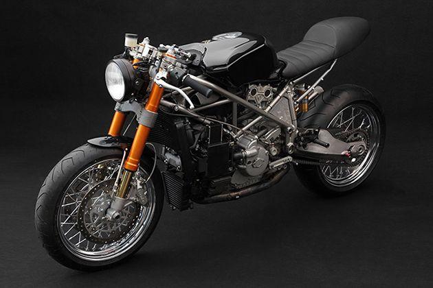 Ducati 999 S Testastretta Custom by Venier