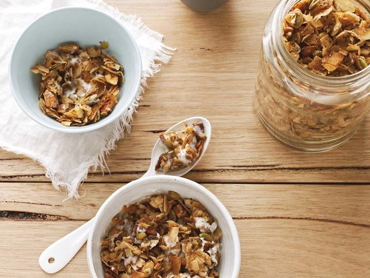 Coco-Nutty Granola Recipe | I Quit Sugar + DailyCandy