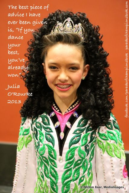 Julia O'Rourke - World Champion, All Ireland Champion, North American National Champion, Regional Champion, Great Britain Champion #irishdance
