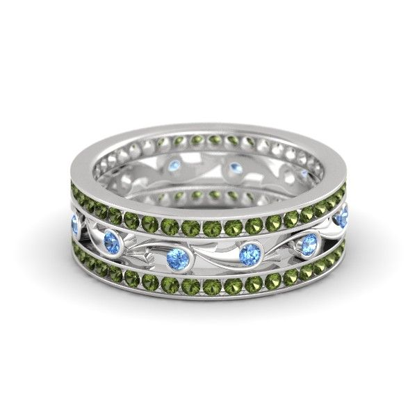 Too expensive but would love as a wedding band!