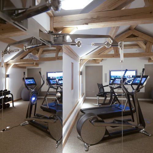 42 Best Home Gym Fitness Designs Images On Pinterest: 294 Best Home Gym Design Trends & Equipment Images On