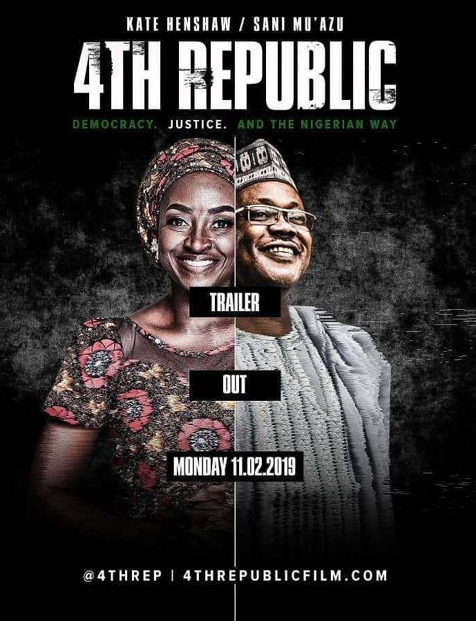 4th Republic 2019 Republic Movie Posters Film