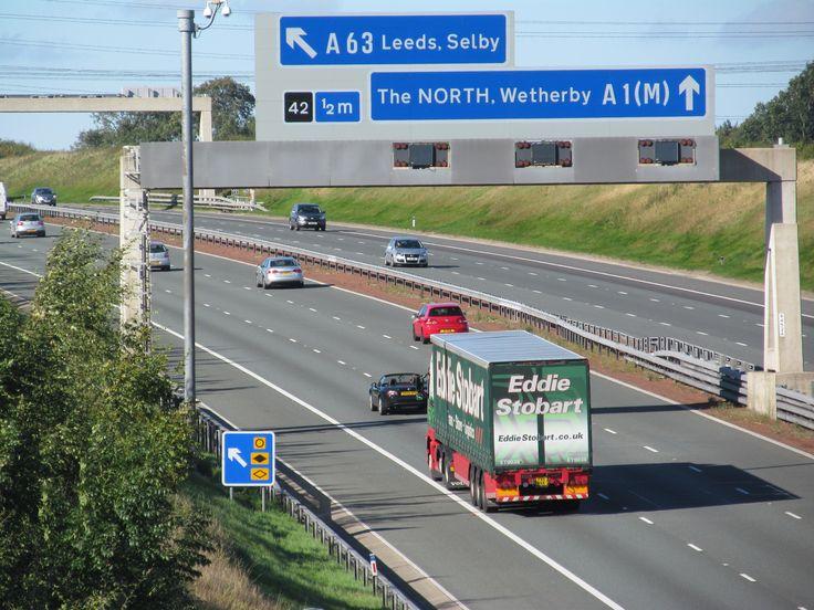 Heading North , Eddie Stobart , Volvo FH (Helen Cecilia) H… | Flickr - Photo Sharing!