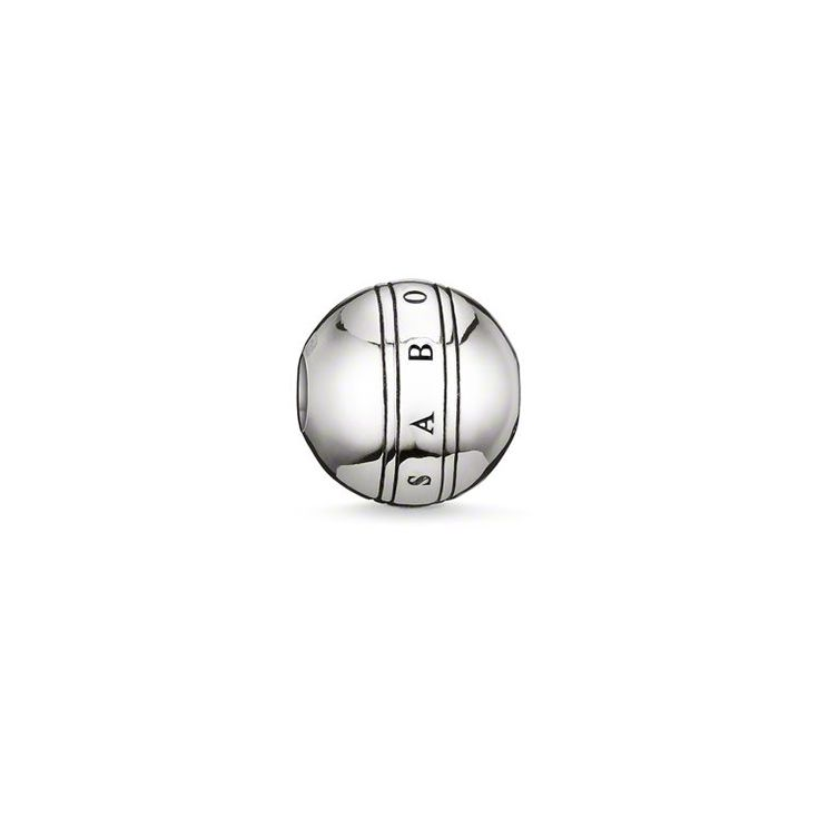 bead logo bead – Beads – Sterling Silver – THOMAS SABO