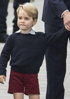 El príncipe Jorge no utilizará su título real en su nuevo colegio - Telemetro