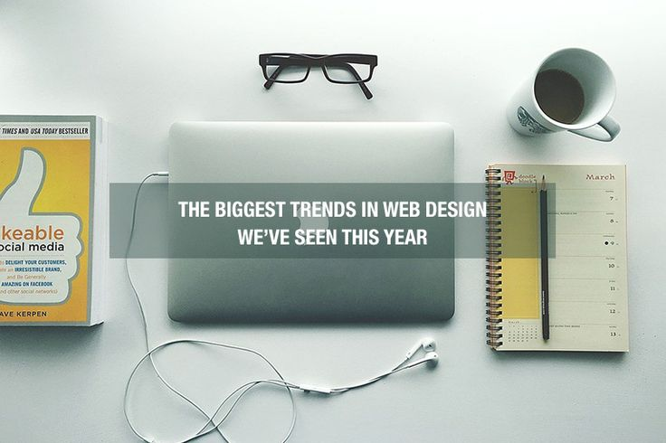 Here's a list of the most noticeable trends in web design we've seen making their mark in 2017. Chances are your website is due for a refresh - https://www.studio72.com.au/biggest-trends-in-web-design-2017/