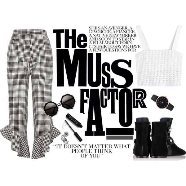 Untitled #398 by miralmxdx on Polyvore featuring 3.1 Phillip Lim, River Island, Isabel Marant, CLUSE, Bobbi Brown Cosmetics and Gwyneth Shoes