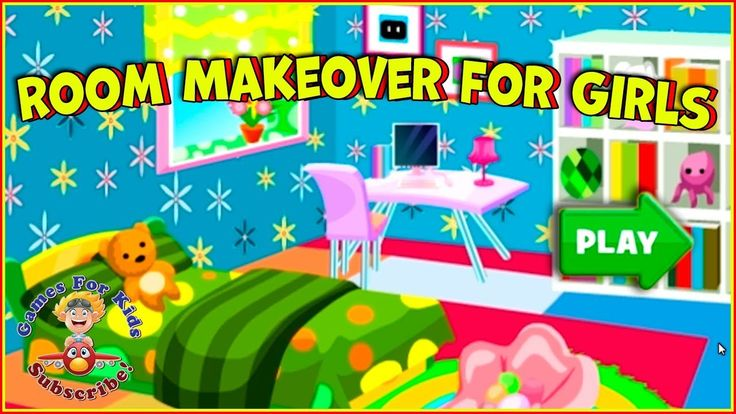 #Gameplay Cute Baby Bedroom | Room Makeover Games For Girls