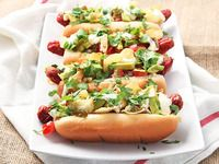 Hot Dog of the Week: New Jersey Italian Hot Dog | Serious Eats