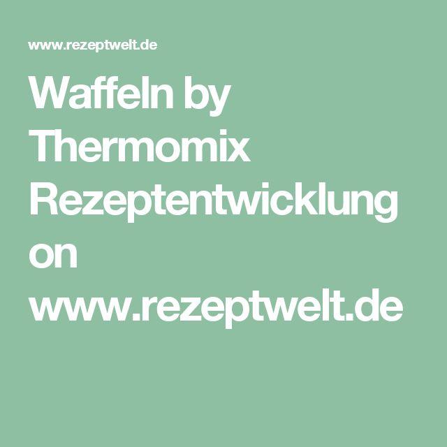 Waffeln by Thermomix Rezeptentwicklung on www.rezeptwelt.de