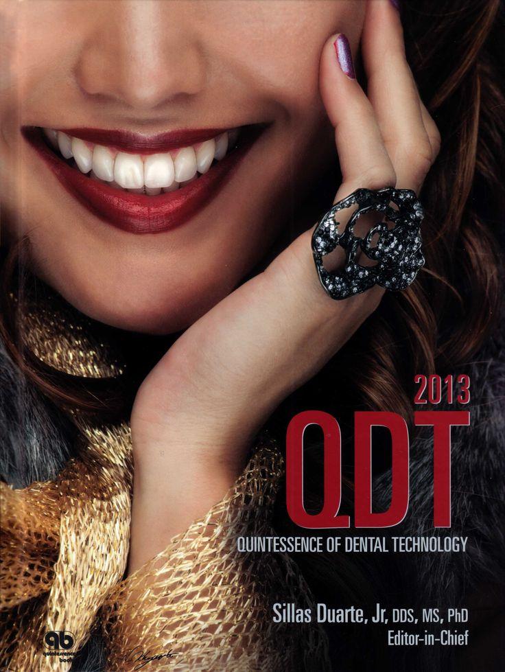 Title: Quintessence of Dental Technology Editor: Silas Duarte Jr. Publisher: Quintessence Publishing ISSN: 0896-6532 ISBN: 978-0-86715-593-8 Year: 2013 http://www.quintpub.com/display_detail.php3?psku=J0624#.UnaqDpE6JFw