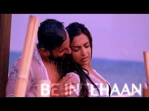 Be Intehaan - Full Song with Lyrics - Race 2 - Atif Aslam & Sunidhi Chauhan - YouTube