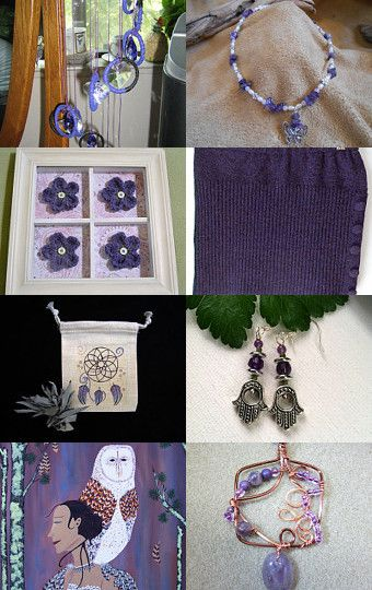 Shades of Purple by Bob and Pam Holt on Etsy--Pinned with TreasuryPin.com