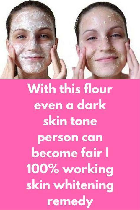 how to get dark skin to fair skin