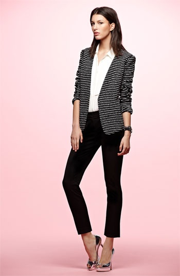 Theory Blazer, Shirt & Pants | Nordstrom