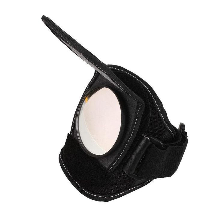 Ultimate Bicycle Wrist Rear-View Safety Mirror