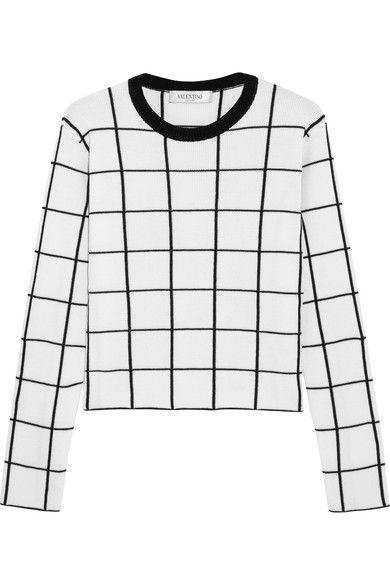 VALENTINO . #valentino #cloth #knitwear