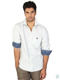 #American Swan #Men The Georgia #White #Shirt @YuvaStyle India