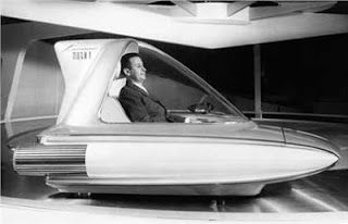 Futuristic Punk-Fuel, did this thing ever work, or is a 'Back-to-the Past' bomb-out Designed by factory punks on acid, 1959 Ford Levаcar Mach 1 (atomic design, space age, mid century, vehicle) Love the name Levi-car,... Mach 1,.. should be Mach 0.001