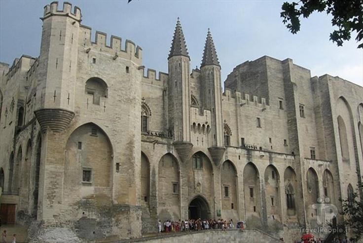 Palazzo dei Papi - Avignone