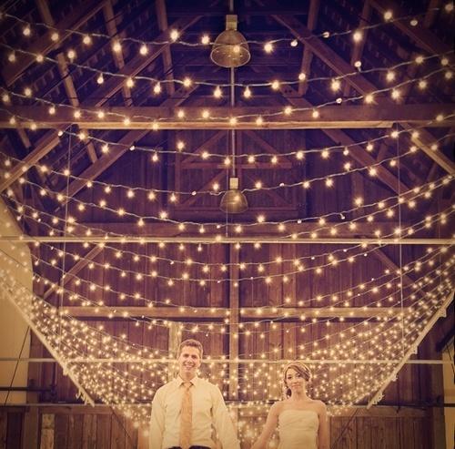 lights wedding-ideas