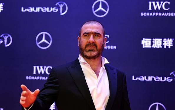 Eric Cantona is set to become a shareholder in Bath City FC.  Full story: http://bbc.in/1DOM9yf