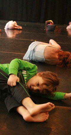 Kinderen Dansen in Antwerp • Retina Dance Company