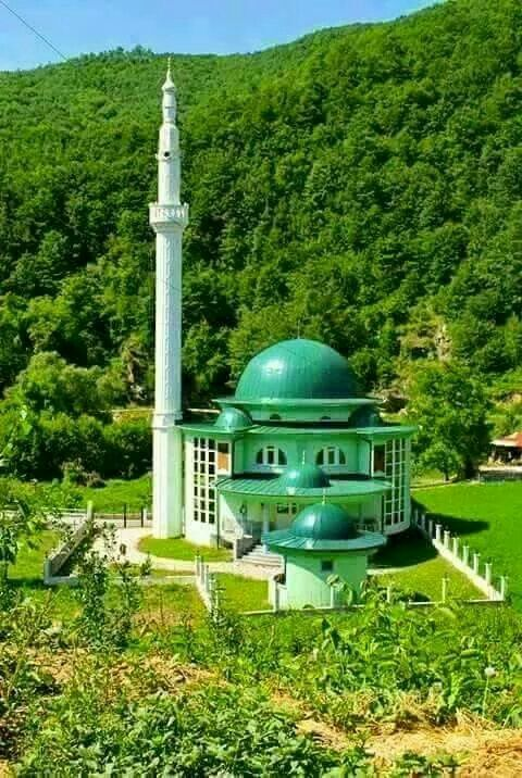 A masjid in the Philippines.                                                                                                                                                                                 More