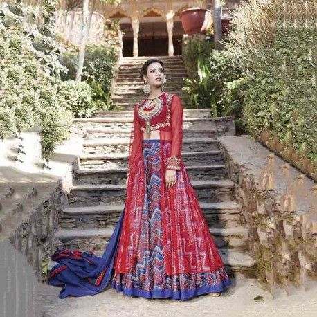 #EthnicbyNature #Apparel #Navratri Gorgeous Designer #Lehenga Collections, Get 20% off, Grab the offer till 30th Sept at Iambridal