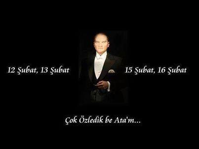 Canım Atatürk..