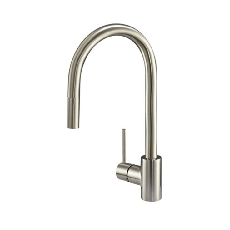 211 Lowes Danze Citron Stainless Steel 1 Handle Pull Down Kitchen Faucet Basement Laundry