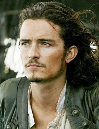 Orlando Bloom Piratas del Caribe