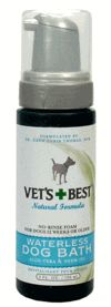 Vet's Best Waterless Shampoo for Dogs from For Dog