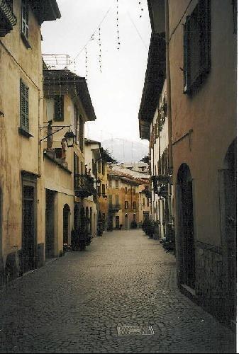 Chiavenna Italy