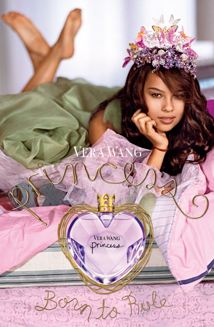 Born to rule with Vera Wang Princess perfume. #Kohls This actually smells REALLY good