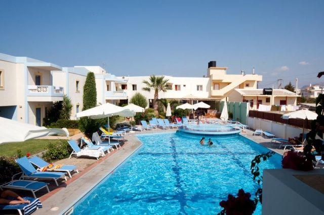 Hotel Gouves Maya Resort, recenze hotelu, dovolená a zájezdy do tohoto hotelu na…