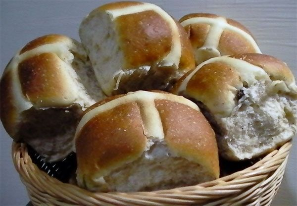 Hot Cross Buns | The Fresh Loaf