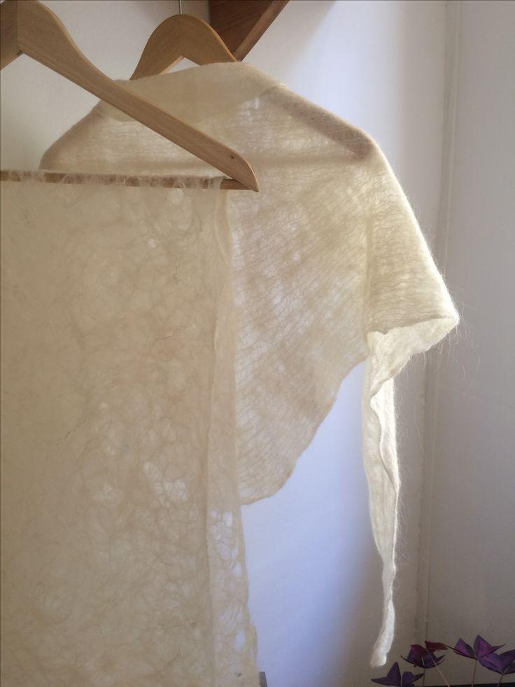 One thread series. 2/1 Wool, alpaca and silk.