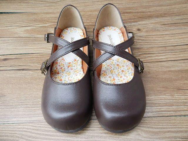 Hot sapatos oxford, Pequeno fresco ferrolho plana toe sapatos de uniformes, Lolita sapatos para mulher, Menina em Sapato baixo de Sapatos no AliExpress.com | Alibaba Group