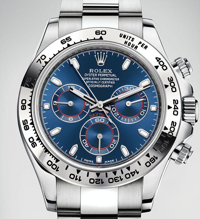 New Rolex Cosmograph Daytona watch - Baselworld 2016