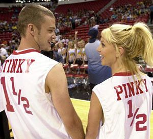 britney and justin - Adorable