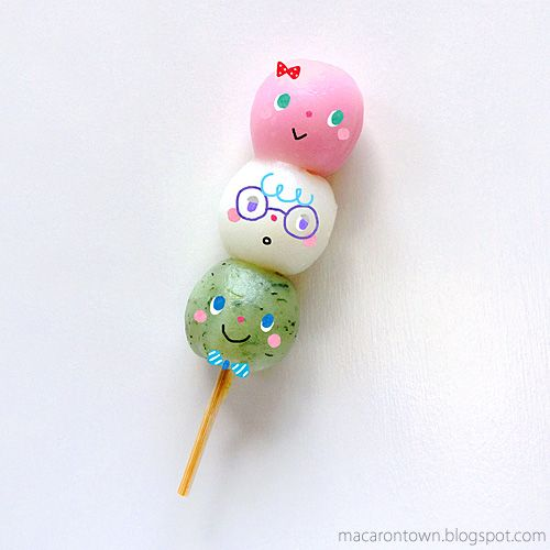 Sweet Life: Dango Friends
