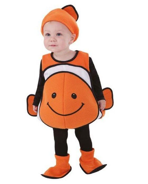 36 best images about halloween costumes on pinterest for Baby fish costume