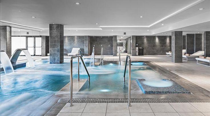 Thalasso Spa Hotel Elba Lanzarote Royal Village Resort - Hidroingenia