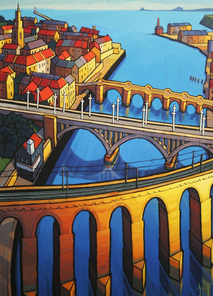 3 Bridges, Berwick  - Jim Edwards