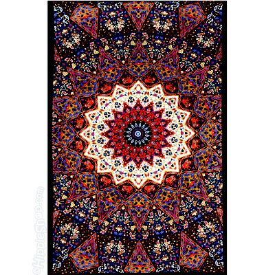 Indian Star Tapestry from HippieShop.com for $24.95  (Home Decor)