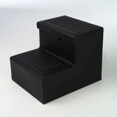 Mounting Block by Horsemens Pride. Save 18 Off!. $45.90. Durable 2-step mounting block, ideal for mounting, grooming or any other barn or household chore